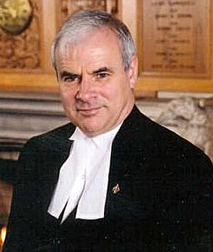 THE HONOURABLE PETER ANDREW STEWART MILLIKEN