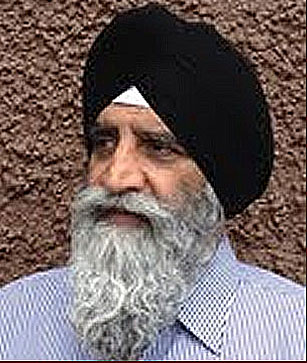 PREM SINGH VINNING - Past President of the World Sikh Organization of Canada